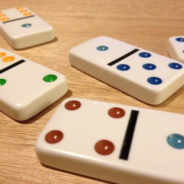 competition. dominoes -  Godly woman 911