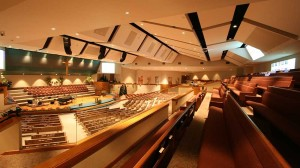 Are you a Saturday or Sunday worshiper? inside of a church - Godly Woman 911