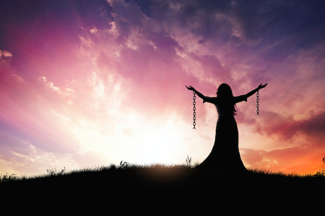 Breaking free - Godly Woman 911.png