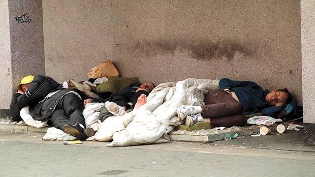 homeless @godlywoman911