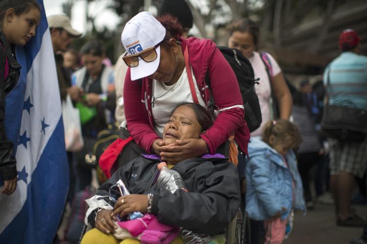 migrant caravan - @godlywoman911